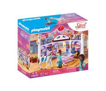 Playmobil Spirit Miradero Tack Shop