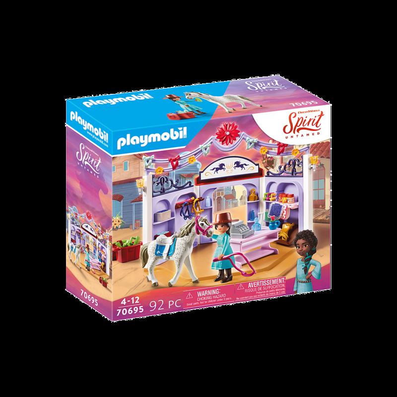 Playmobil Playmobil Spirit Miradero Tack Shop
