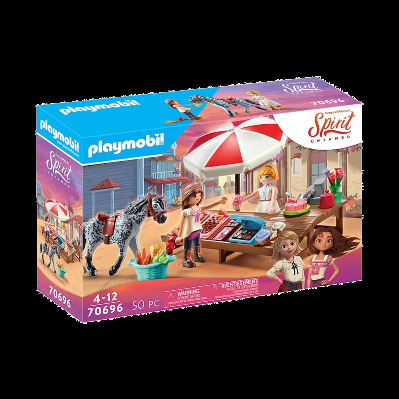 Playmobil Playmobil Spirit Miradero Candy Stand
