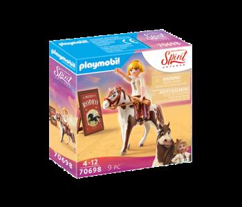 Playmobil Spirit Rodeo Abigail