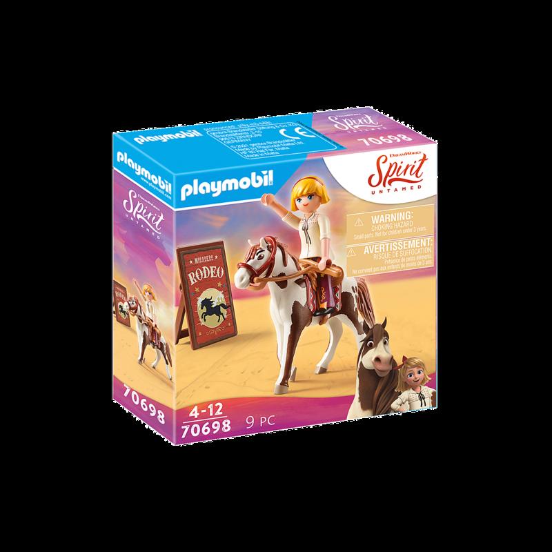 Playmobil Playmobil Spirit Rodeo Abigail