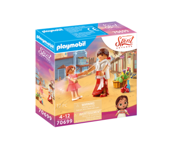 Playmobil Spirit Young Lucky & Muym Milagro