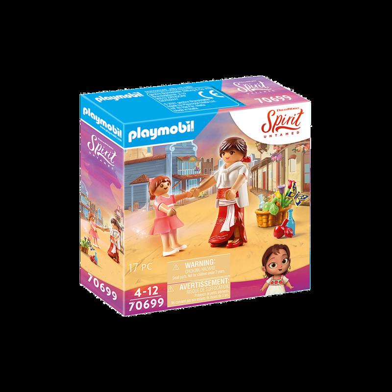 Playmobil Playmobil Spirit Young Lucky & Muym Milagro