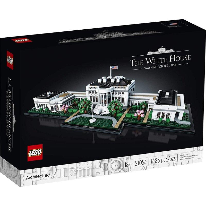 Lego Lego Architecture The White House