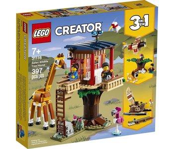 Lego Creator Safari Wildlife Treehouse