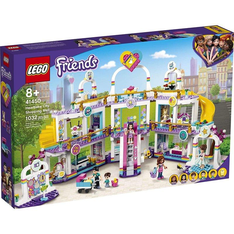 Lego Lego Friends Heartlake City Shopping Mall