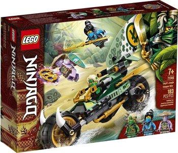 Lego Ninjago Llody's Jungle Chopper Bike