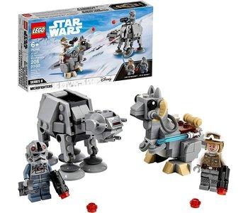 Lego Star Wars AT-AT Taukntaun Microfighters