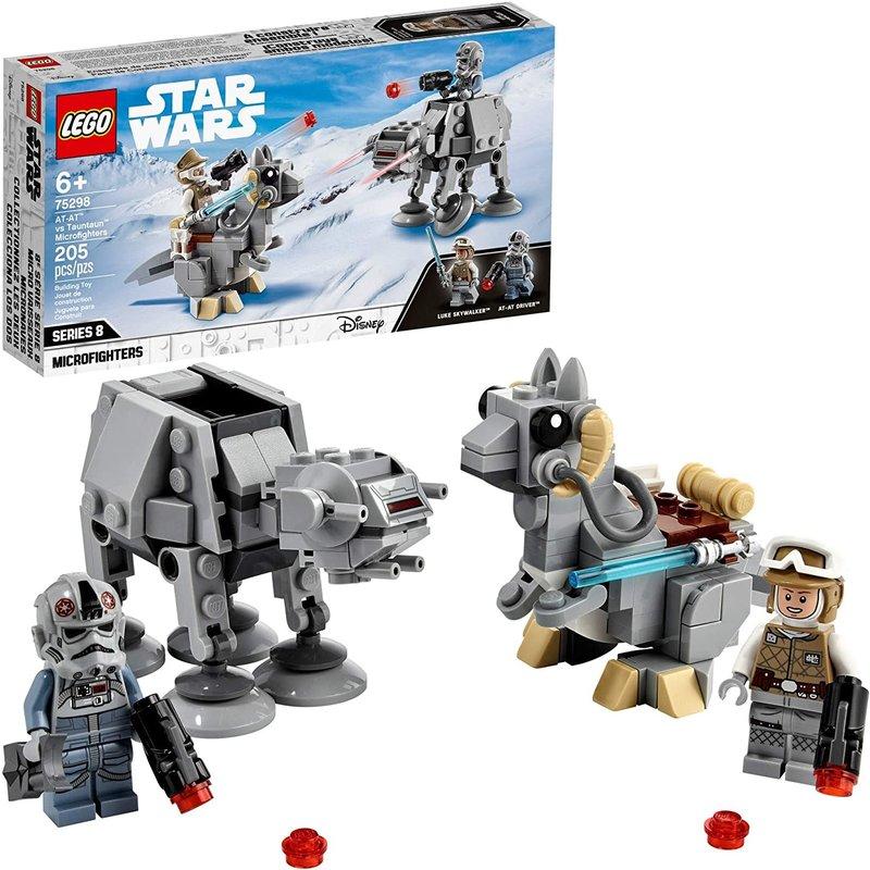 Lego Lego Star Wars AT-AT Taukntaun Microfighters