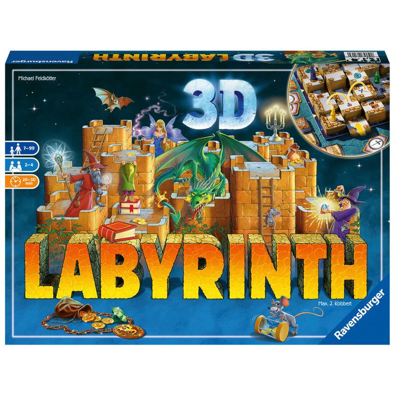Ravensburger Ravensburger Game Labyrinth 3D