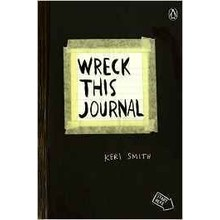 Wreck This Journal: Black Expanded Edition