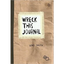 Wreck This Journal: Paper Bag