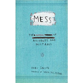 Wreck This Journal: Mess