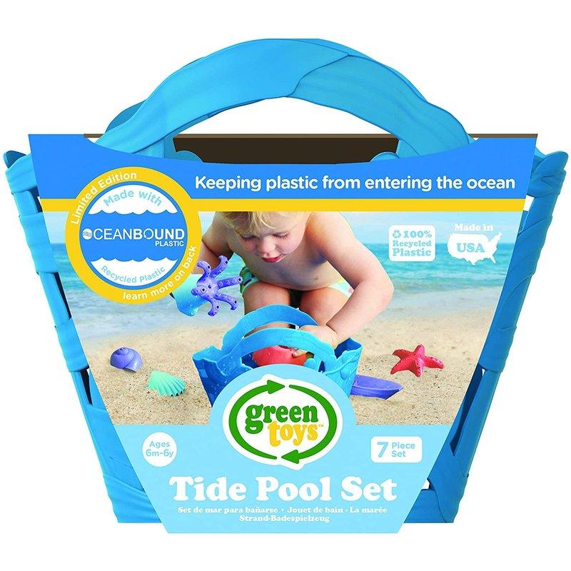 Green Toys Green Toys Ocean Bound Tide Pool Bath Set