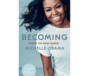 Becoming Book: Adapted Young Readers