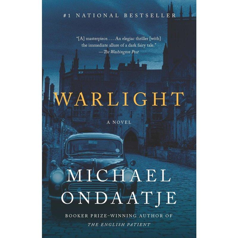 Random House Warlight Novel