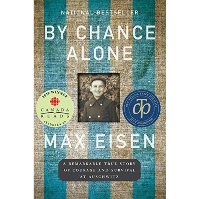 Harper Collins By Chance Alone Novel