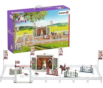 Schleich Horse Club Big Horse Show with Horses