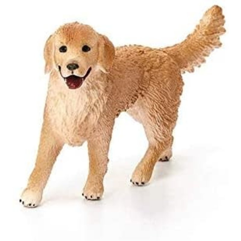 Schleich Farm World Golden Retriever Female