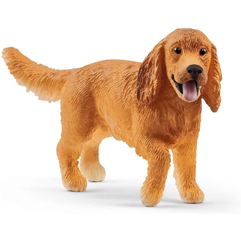 Schleich Farm World Dog English Cocker Spaniel