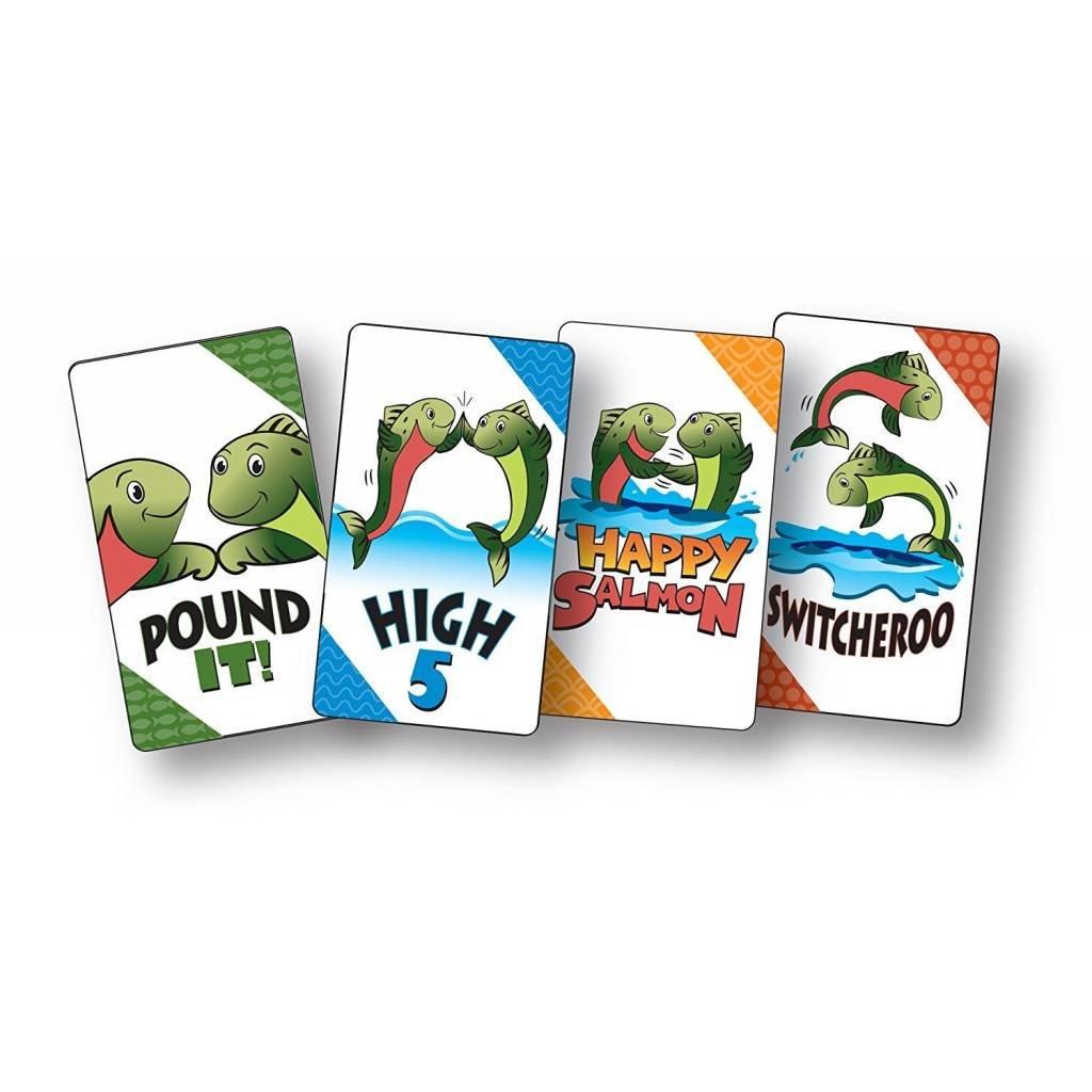 Happy Salmon Card Game