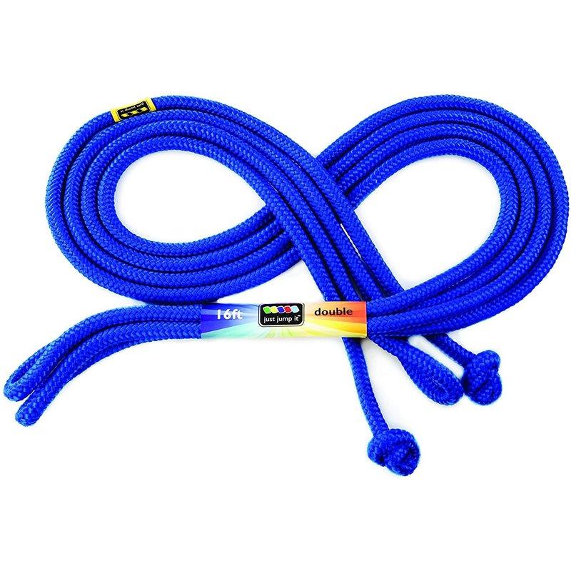 Just Jump It Just Jump It Skipping Rope 16' Rainbow Blue