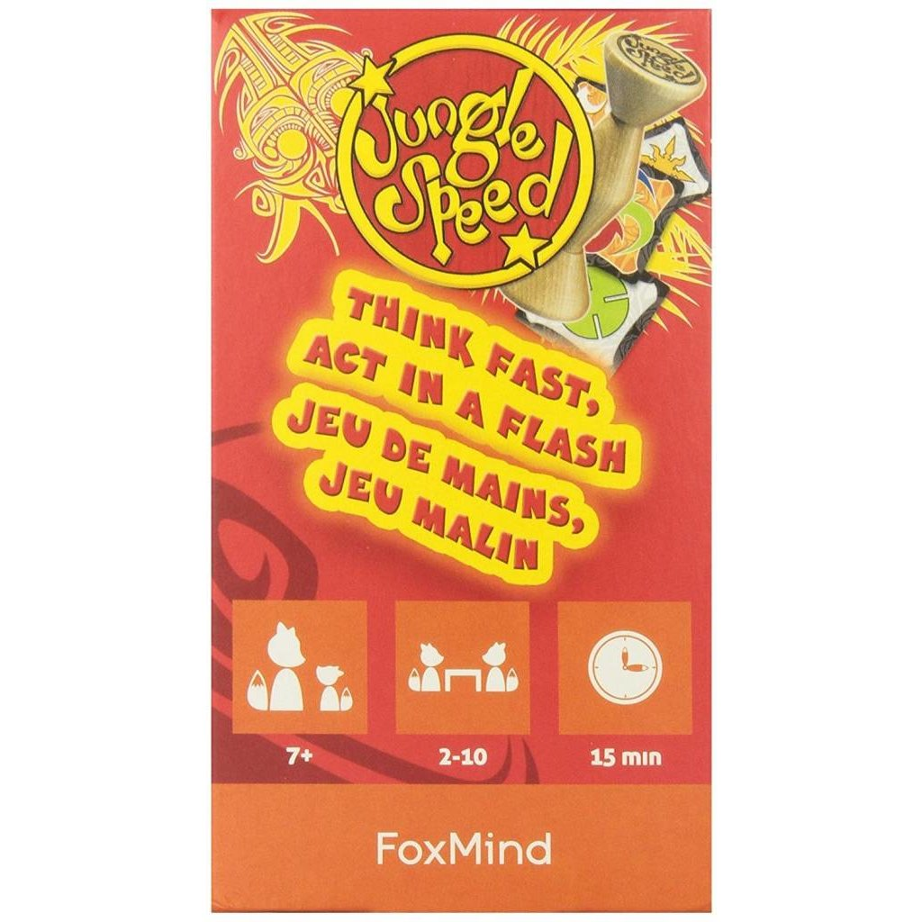 FoxMind Game Jungle Speed