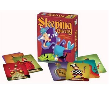 Gamewright Game Sleeping Queens