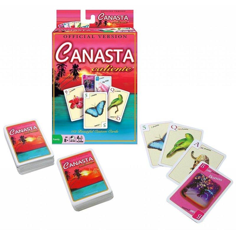 Canasta Caliente Card Game