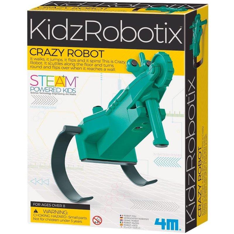 4M 4M KidzRobotix Wacky Robot