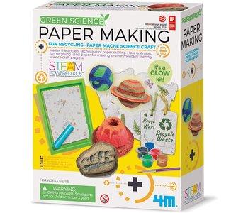 4M Green Science Paper Making Kit