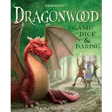 Gamewright Gamewright Game Dragonwood