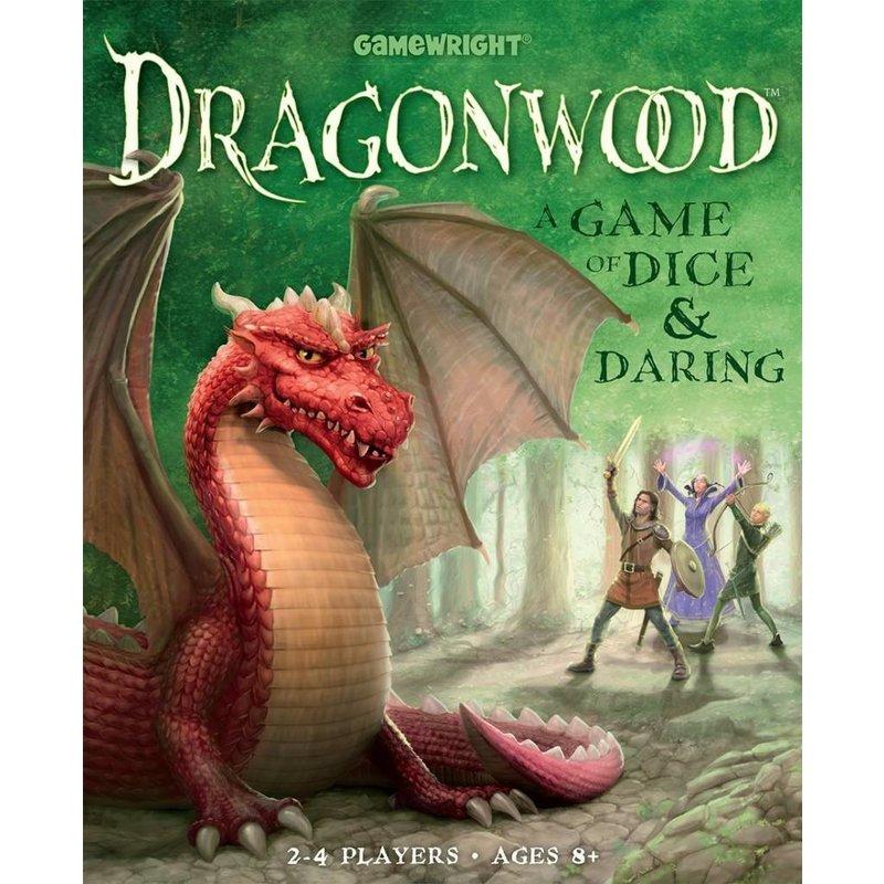 Gamewright Gamewright Game Dragonwood