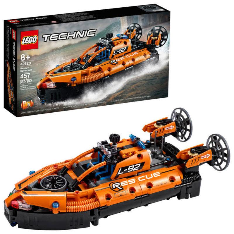 Lego Lego Technic Rescue Hovercraft