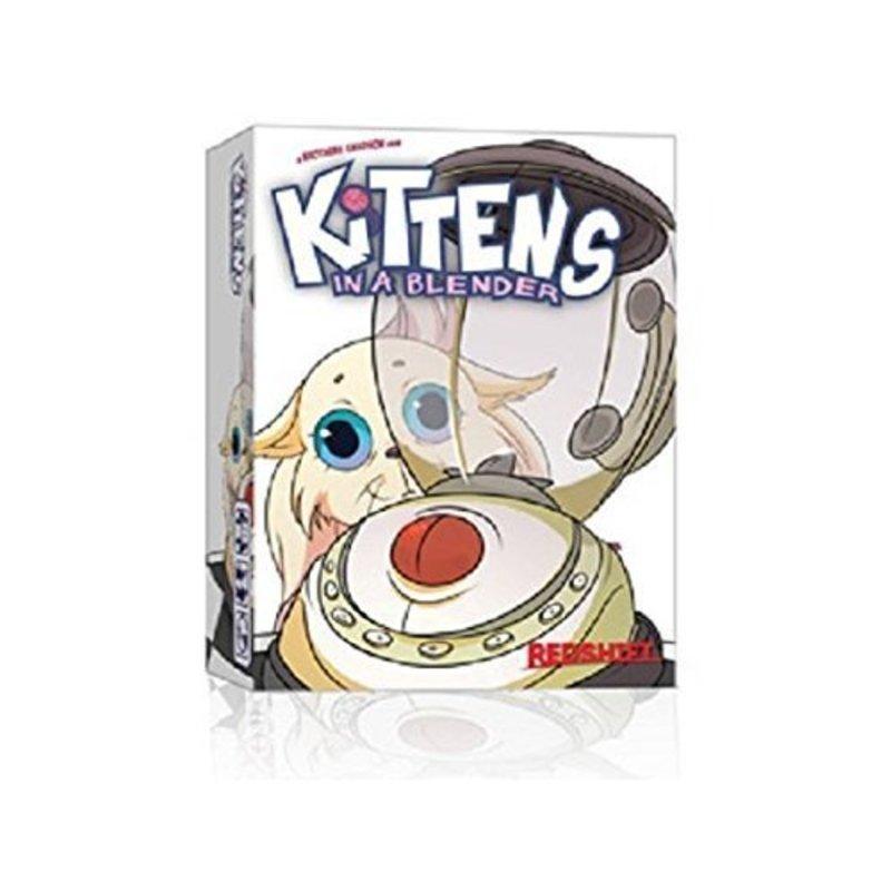Kittens in a Blender Game