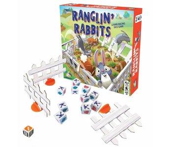 Gamewright Game Ranglin' Rabbit