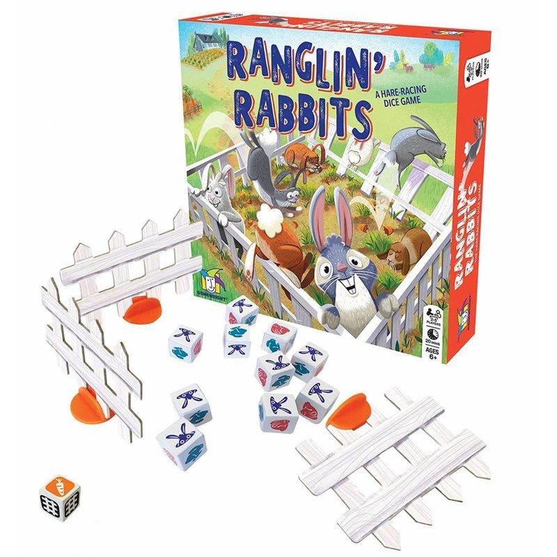Gamewright Gamewright Game Ranglin' Rabbit