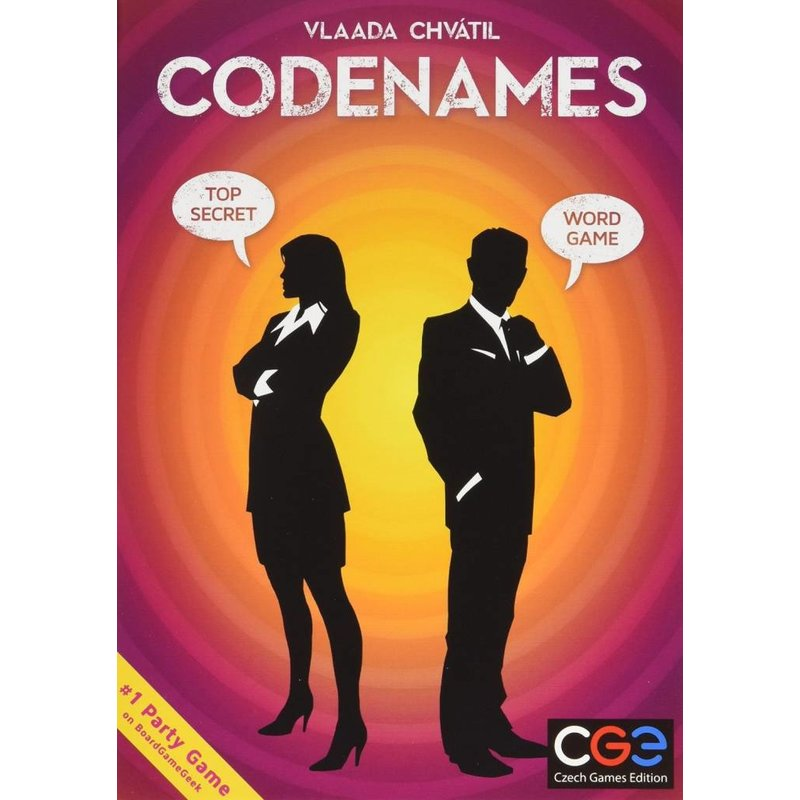 Czech Game Codenames