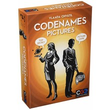 Czech Game Codenames Pictures