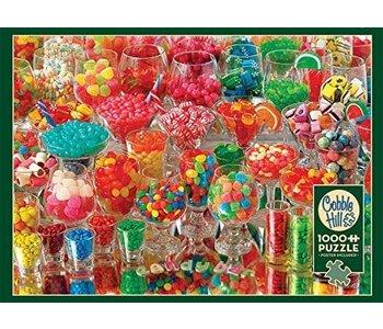 Cobble Hill Puzzle 1000pc Candy Bar