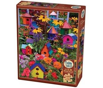 Cobble Hill Puzzle 275pc Birdhouses