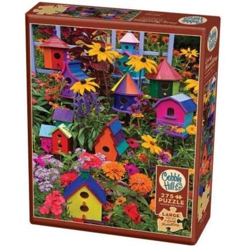 Cobble Hill Puzzles Cobble Hill Puzzle 275pc Birdhouses