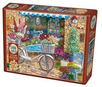Cobble Hill Puzzle 275pc Pedal's 'n' Petals