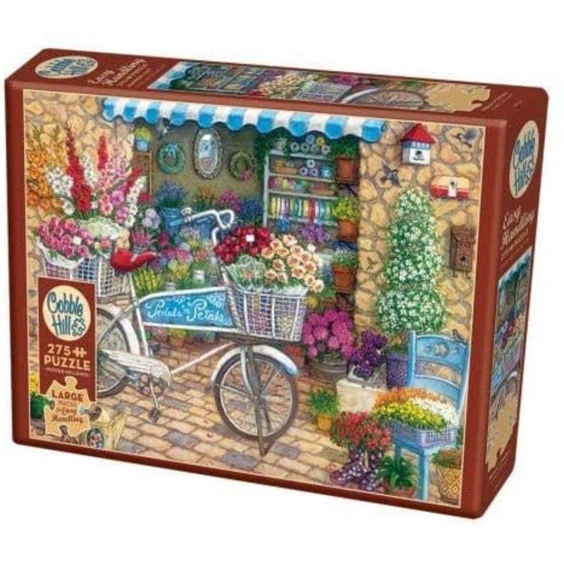 Cobble Hill Puzzles Cobble Hill Puzzle 275pc Pedal's 'n' Petals