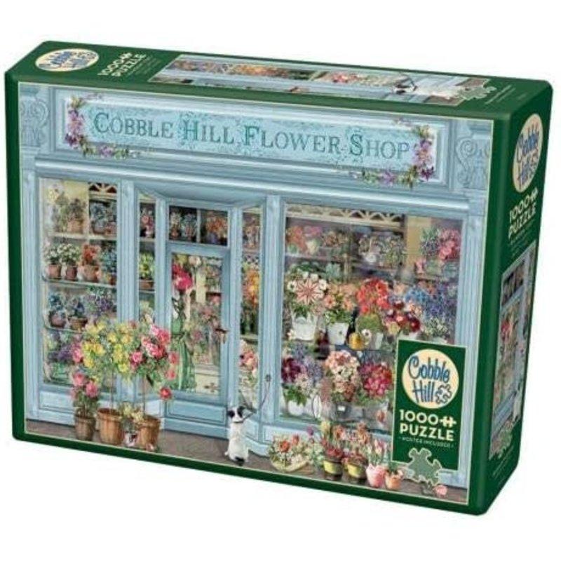 Cobble Hill Puzzles Cobble Hill Puzzle 1000pc Parisian Flowers