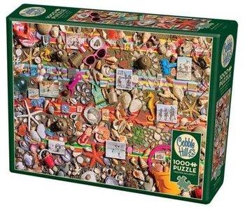 Cobble Hill Puzzle 1000pc Beach Scene