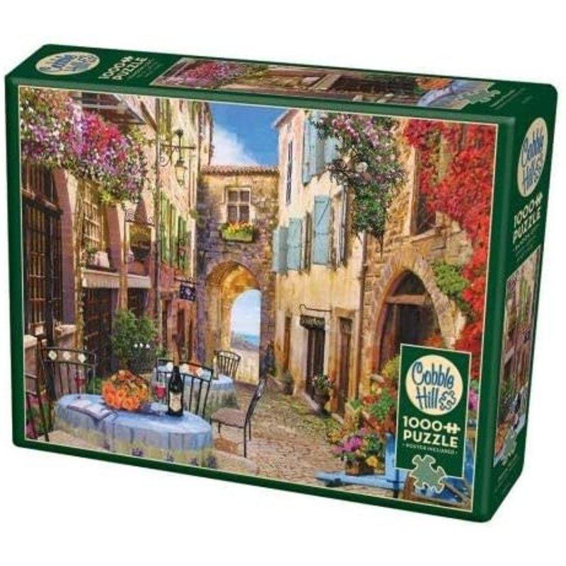 Cobble Hill Puzzles Cobble Hill Puzzle 1000pc French Village