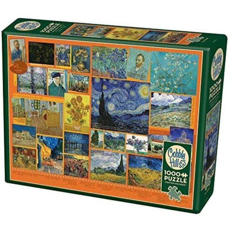 Cobble Hill Puzzles Cobble Hill Puzzle 1000pc Van Gogh