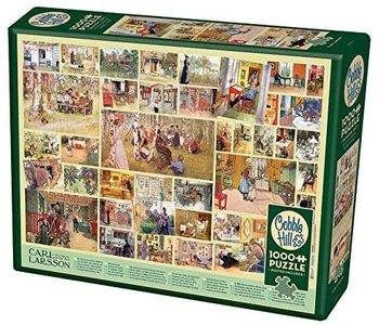 Cobble Hill Puzzle 1000pc Carl Larsson