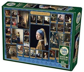 Cobble Hill Puzzle 1000pc Vermeer